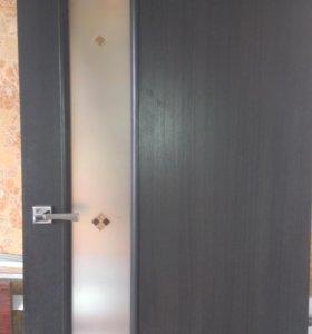Межкомнатная дверь 80см