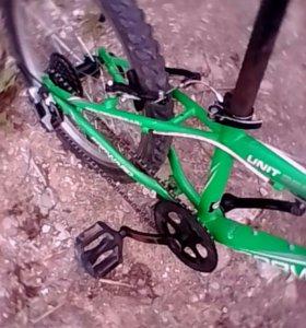 Надёжный велосипед форвард юнит 265!!!