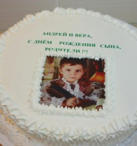 Торт мусс