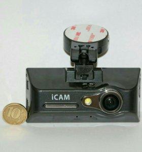 Видеорегистратор iCAM новый