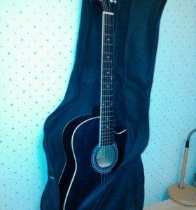COLOMBO LF-3800 CT/TBK акустическая гитара