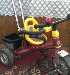 Велосипед каталка для детей
