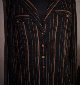 Стильный пиджак 44-46 размера