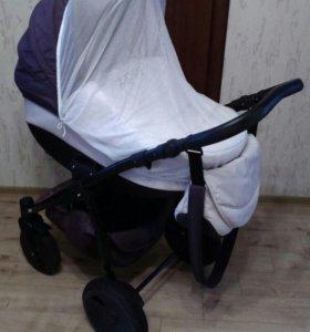 Коляска детская Tutis Zippy New (3 в 1).