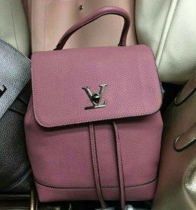Женская сумка рюкзак луи виттон louis vuitton