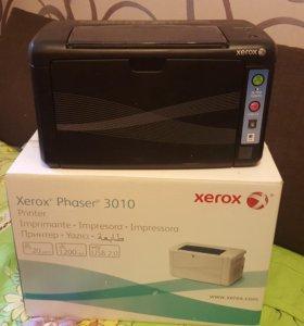 Лазерный принтер Xerox Phaser 3010