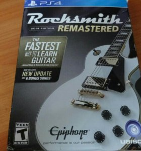 Rocksmith 2014 Edition Remastered PS4