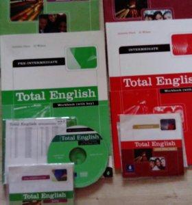 Рабочие тетради по англ языку Total English