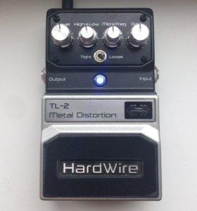 "Примочка ""Hardwire Metal Distortion TL-2"""