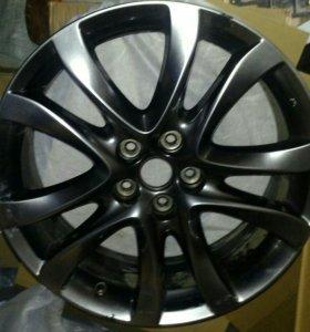 Литые диски R19 на Mazda 6 GJ