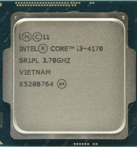 Процессор i3 4170