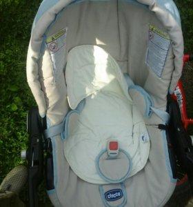 Детское авто кресло-переноска