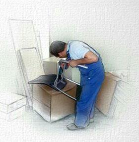 Работа с мебелью