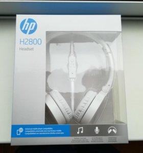 Наушники HP (новые)