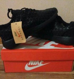 🔝🔝🔝Кроссовки новые Nike Roshe Run Metric. Найк