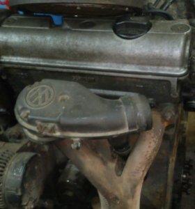 Двигатель vw golf 3