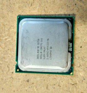 Процессор intel E6750