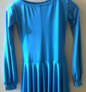 Платье для спортивных-бальных танцев (стандарт)