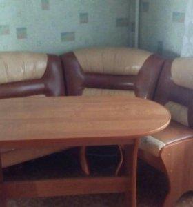 Стол , кухонный уголок.