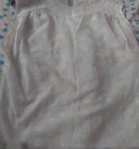 Блуза винтажная
