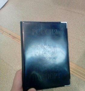 Чехол на паспорт РФ