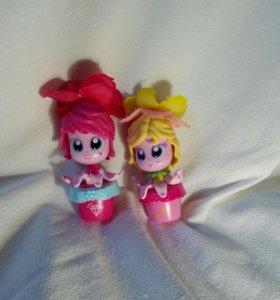 Куколки девочек-цветочков