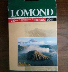 Бумага Lomond 10*15