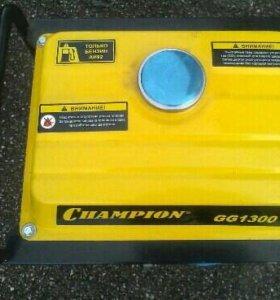 Генератор бензиновый champion g1300