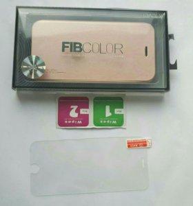 Чехол для IPhone 6 и стекло