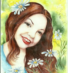 Стилизованые портреты с фото