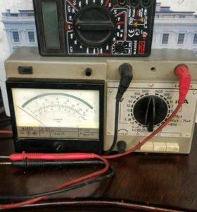 Тестер, измерительный прибор ц4353, m830bz