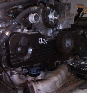 Мотор ej253 в сборе
