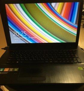 Ноутбук Lenovo IdeaPad G710