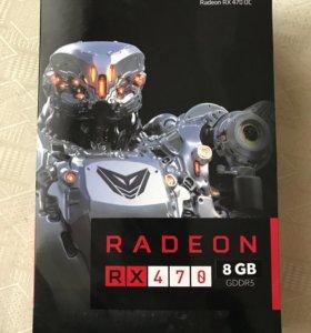 Видеокарта radeon rx 470 8gb