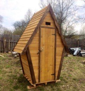 "Дачный туалет,биотуалет на участок ""Сказка"""
