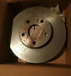 Тормозные диски. Новые. Brembo. Передние