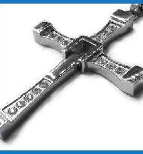 Уникальный Крестик Торетто. Новинка! Оригинальный!