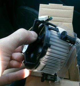 Новый радиатор на 775 сокет