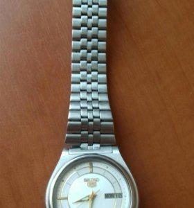 Часы SEIKO 5 automatic(кинематические) 1994г.