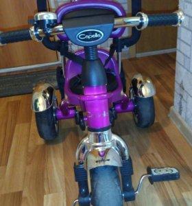 Велосипед детский Capella Racer Trike Grand