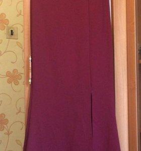 Длинное платье S-M