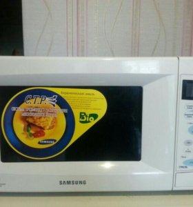 Микроволновая печь Samsung с Грилем