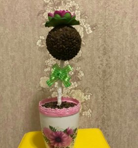 Топиарий(дерево счастья)