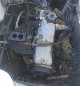 Мотор ваз 2109