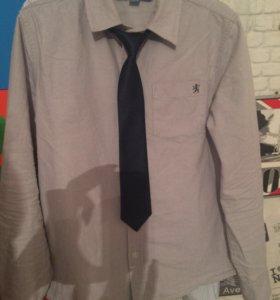 Рубашка, 134 р-р