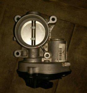 Заслонка двигателя на Форд Фокус 2, V1.8
