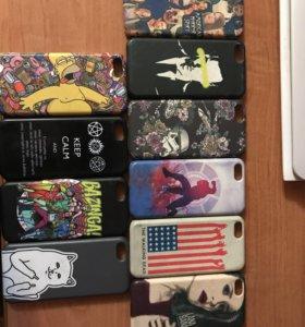 Чехлы для iPhone 5, 5c, 5s