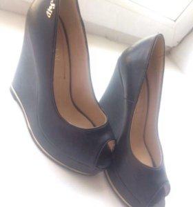 Платформа туфли