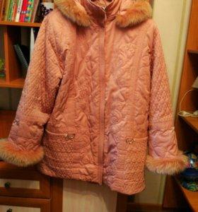 Куртка на синдепоне 54-56