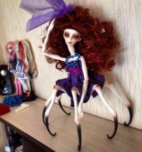 BJD кукла. Шарнирная кукла паук